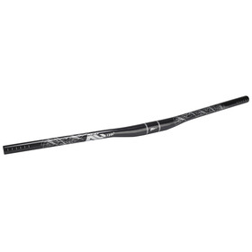 XLC HB-M18 All Mountain Topflat Bar Ø 31,8 mm schwarz/glanz
